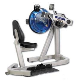 Upper body ergometer
